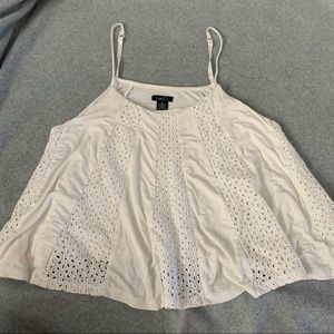 rue 21 lace tank top